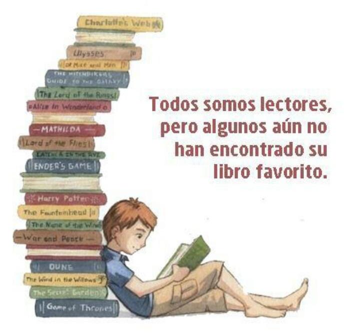 Todos somos lectores