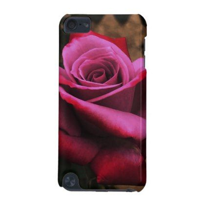Antique Rose iPod Touch (5th Generation) Cover - pink gifts style ideas cyo unique
