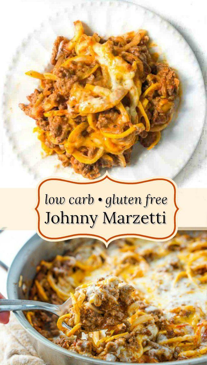 Low Carb Zucchini Ground Beef Casserole Keto Johnny Marzetti Recipe In 2020 Keto Recipes Dinner Ground Beef Casserole Beef Casserole