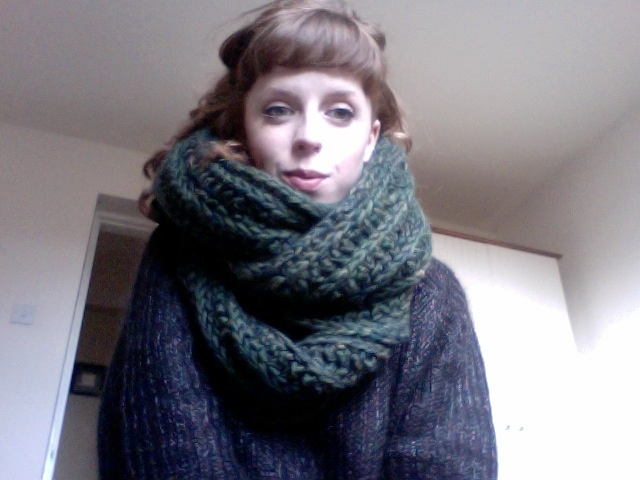 I knit this for my Dad but now I want it back