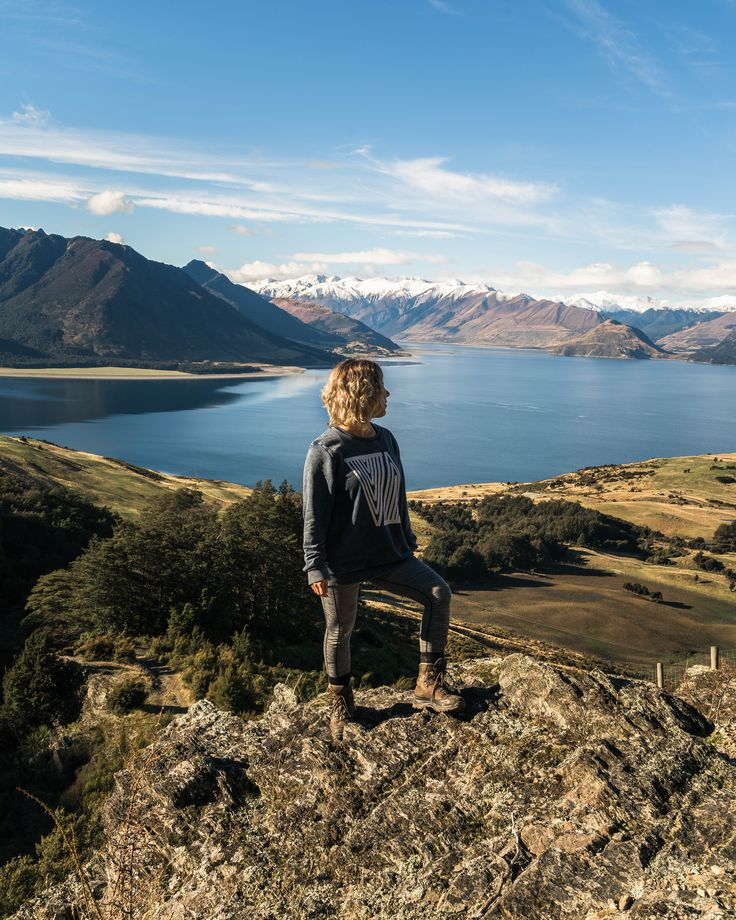 Isthmus Peak Wanaka New Zealand