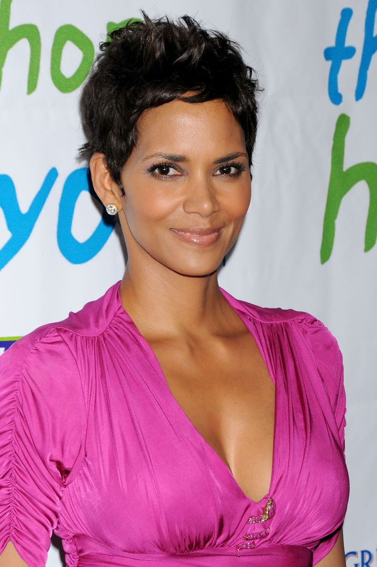 haircut with highlights 17 best images about halle berry ideas on get 2850