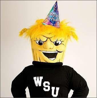 Wichita State University – Wushock These 30 Bizarre Sports Mascots Will Definitely Not Entertain You • Page 2 of 6 • BoredBug