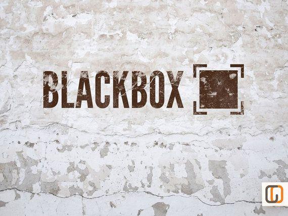Blackbox // Singel Premade Logo Design / One by GraphicOverdrive