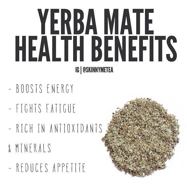 Yerba Mate Tea Health Benefits - Yerba Mate Benefits are Numerous. See OrganicMate.net to find out more!