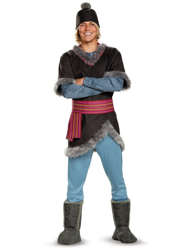 Check out Frozen's Kristoff Men's Costume - Wholesale TV and Movie Costumes for Men from Wholesale Halloween Costumes