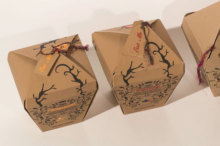 Chocolate Packaging Inspired by Alice in Wonderland on Behance