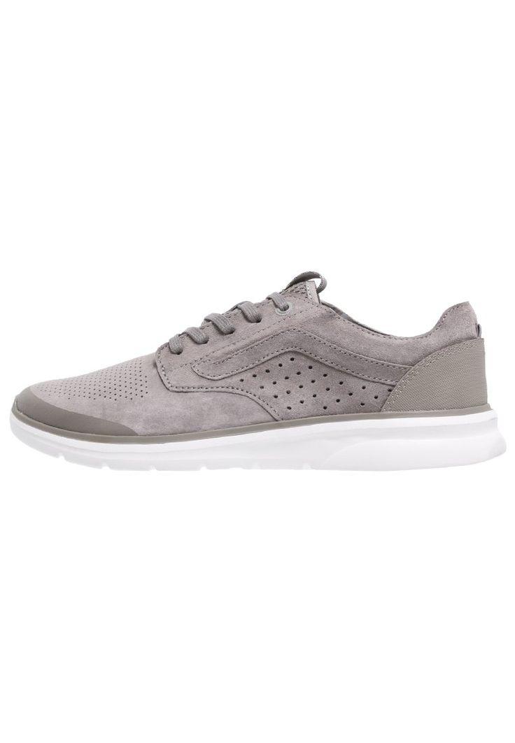 mooie Vans ISO + Sneakers laag brushed nickel/white (grijs)