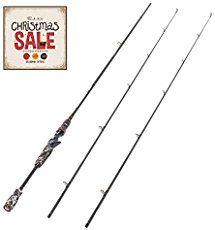 Fishing rods make great gifts for any fisherman on your list. However there are a lot of different kinds of fishing rods – spinning fishing rods, surf casting rods, bait casting rods, fly fishing rods, ice fishing rods, trolling rods, deep sea fishing rods, and probably more – so hopefully this list will help you with your choice.
