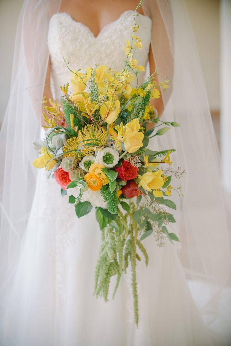 wedding coordinators in orange county ca%0A Bridal Bouquet  Lauryl Lane Botanical Stylist  California Wedding  http   caratsandcake