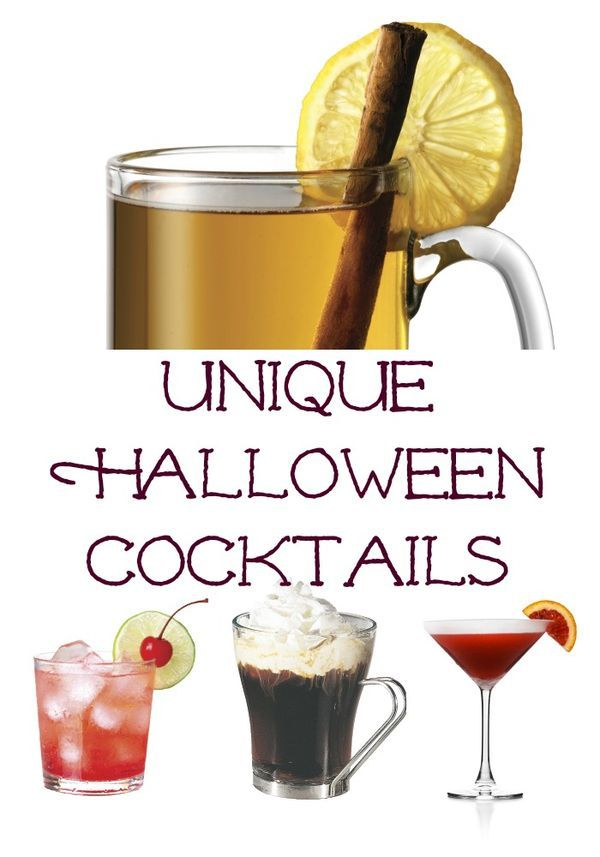 unique halloween cocktail recipes and ideas serve a unique drink recipe with your halloween food - Halloween Mixed Drink Ideas