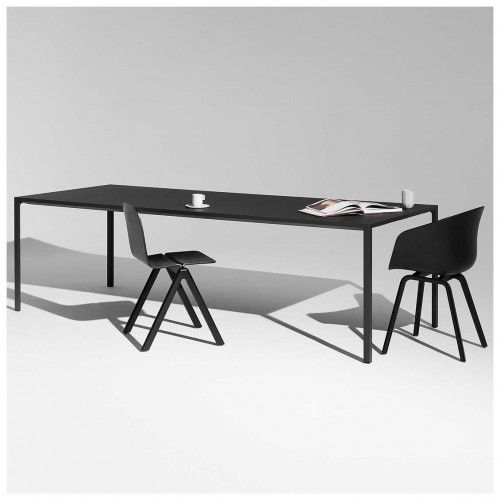 Hay - New Order tafel Zwart/Charcoal