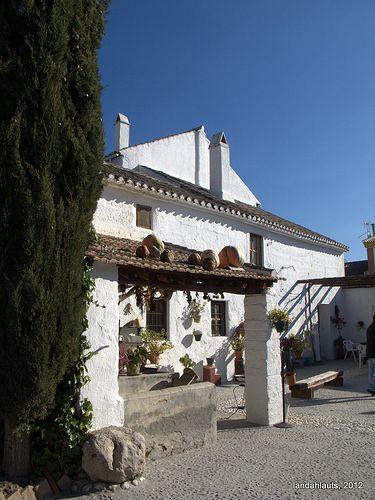 Casa de Federico García Lorca, Valderrubio, Comarca de la Vega de Granada