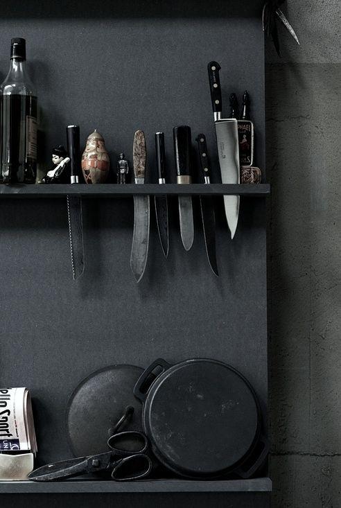 Styling / black on black October?