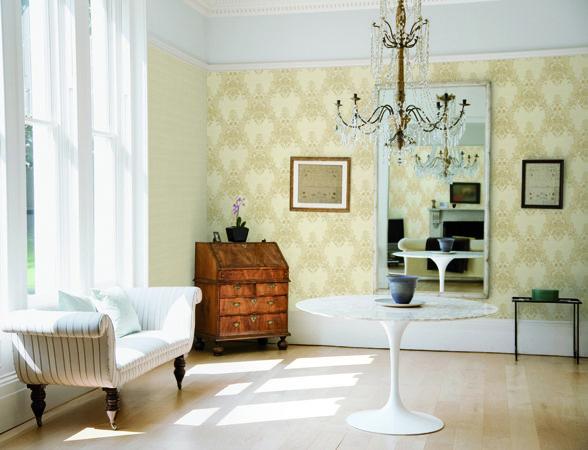 Aspiring Walls NZ | Wallpaper Designs for Walls | Interior Wallpaper > collections > traditional > Venetian Damask