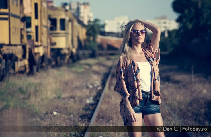 Tracks by Dan Daniel on 500px #girl #simplicity #cute #urban #city #photoshoot #model #moment #photography #500px