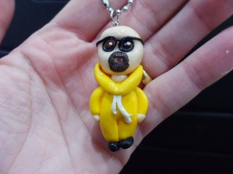Tutorial Walter White - Breaking Bad - Polymer Clay (FIMO) - YouTube