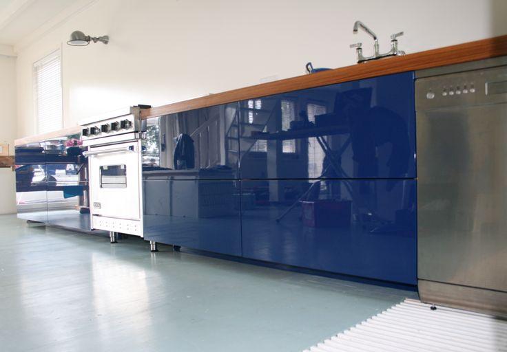Blauwe Keuken Ikea : blauwe keuken