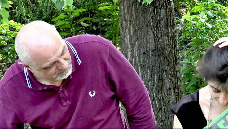 """TUTTO BENE? - immagini dal set - (da """"La morte di Danton"""" - cortometraggio di QUEM quintelemento e Ombre della Ribalta)"""
