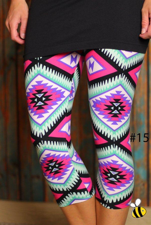 Print Capri Legging - 15 Styles! | Jane