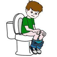 """Расписание """"Туалет"""" для мальчика"""