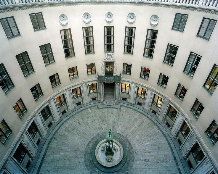 Tändstickspalatset, Stockholm. Ivar Tengbom. » Lindman Photography