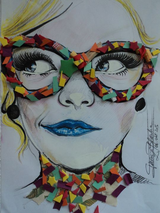 Candy Glasses - Ferenczi Blanka