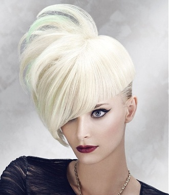 Would you let your stylist to make you this hairstyle?