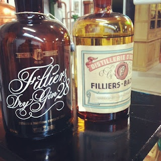 Niente di particolare -> First Belgian gin by Filliers!