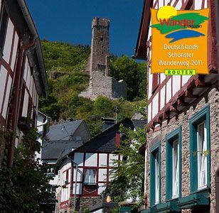 Monrealer Ritterschlag wandern - Traumpfade: Rhein-Mosel-Eifel