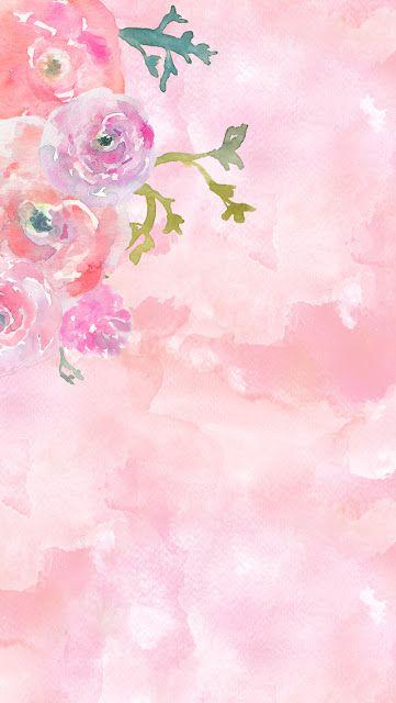 DLOLLEYS HELP: Free Mix Watercolor iPhone 5s Wallpapers