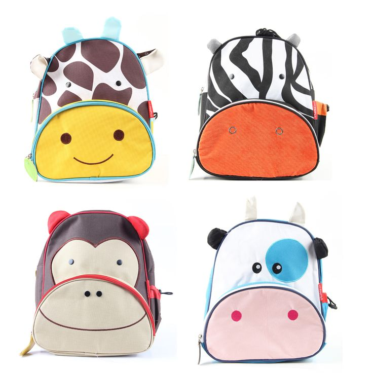 Animal School Bag IDR 80K