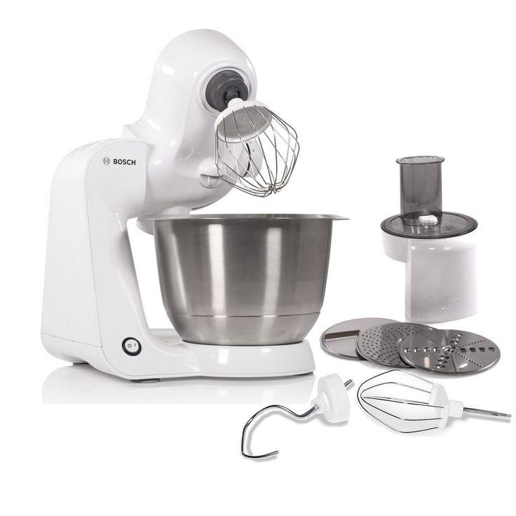 Bosch MUM5 Styline Kitchen Machine Standard with Stainless Steel Bowl And 450 Watt Motor Wonderful