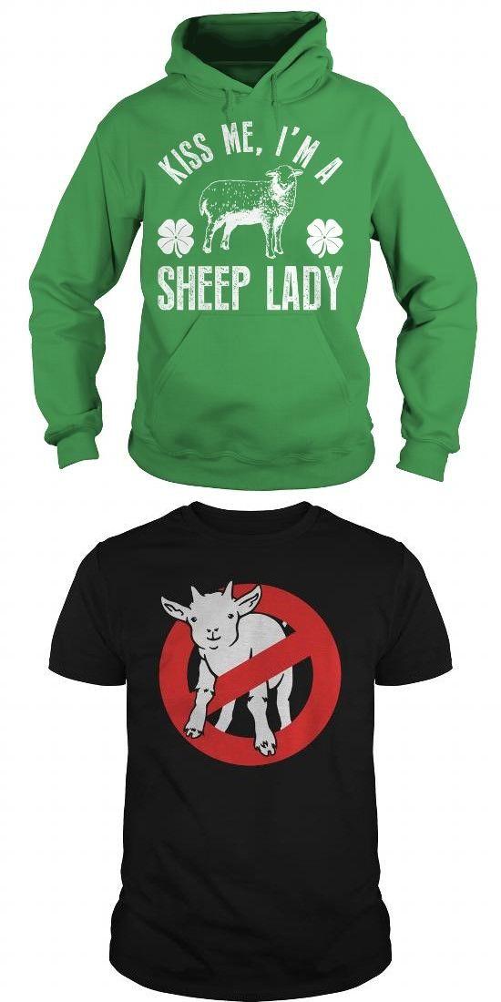 Kiss Me, I'm A Sheep