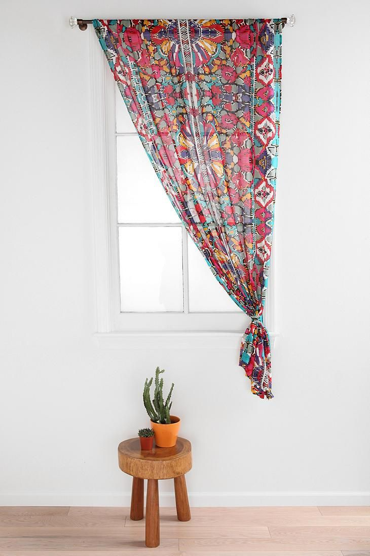 Magical Thinking Painted Eye Curtain #urbanoutfitters