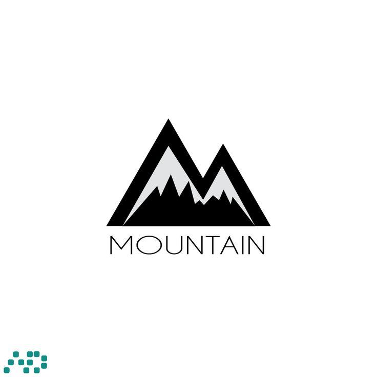 Konsep Logo Mountain 2