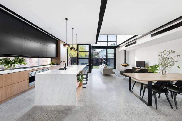 Contemporary with a Dash of Textural Spunk: Northcote in Melbourne