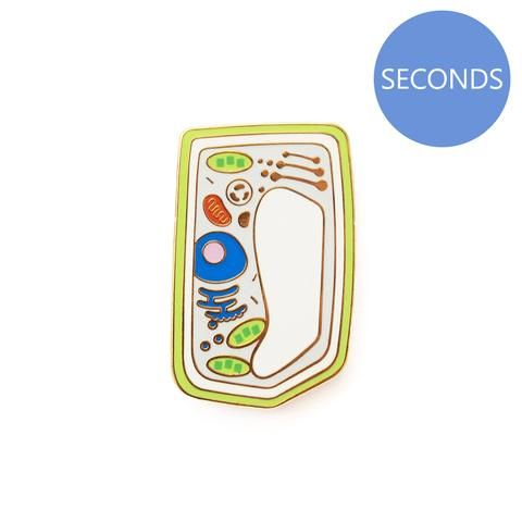 Seconds - Plant Cell Pin