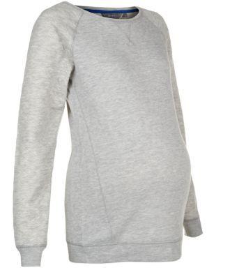 New Look Grey Sports Sweater