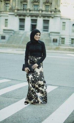 The Golden Love Skirt