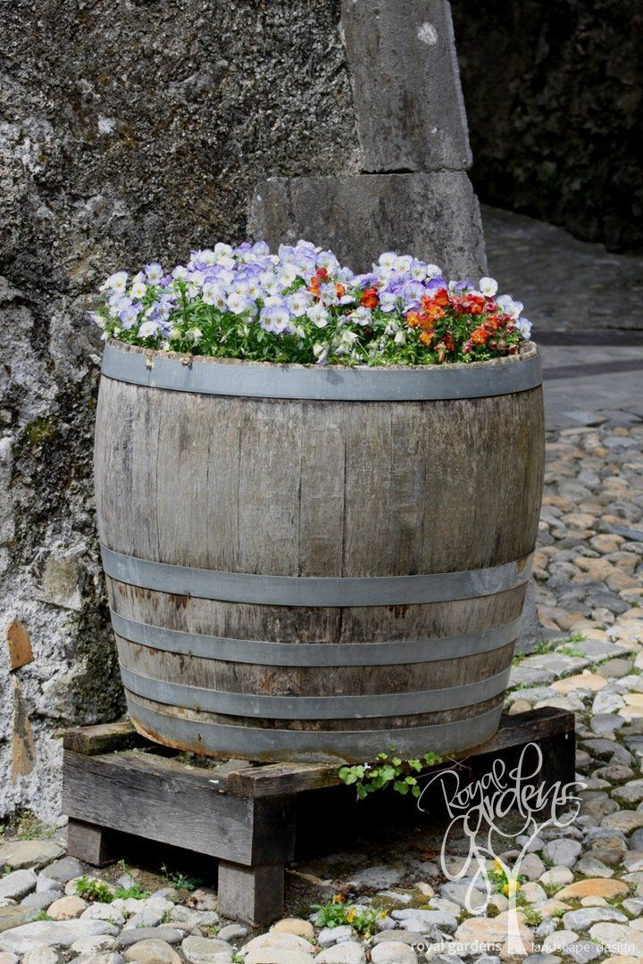 17 Best Images About Wooden Barrels Repurposed On
