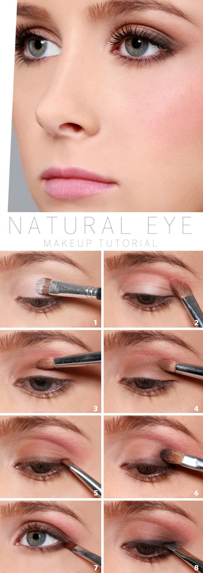 The 11 Best Eye Makeup Tips and Tricks | Natural Eye Makeup Tutorial Eyebrow Makeup Tips