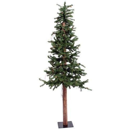 Vickerman Christmas Tree 7 Feet Tall Holiday Home No Lights Green Indoor Modern #VickermanChristmas