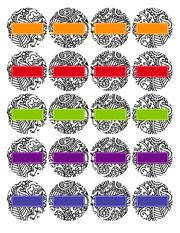Printable Canning Jam Labels - Blank
