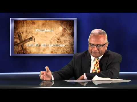 Plumbline the TV Show on WLCF (CTN) TV Decatur, Comcast 4 Springfield, Il - Chapter 6/12 of Ecclesiastes