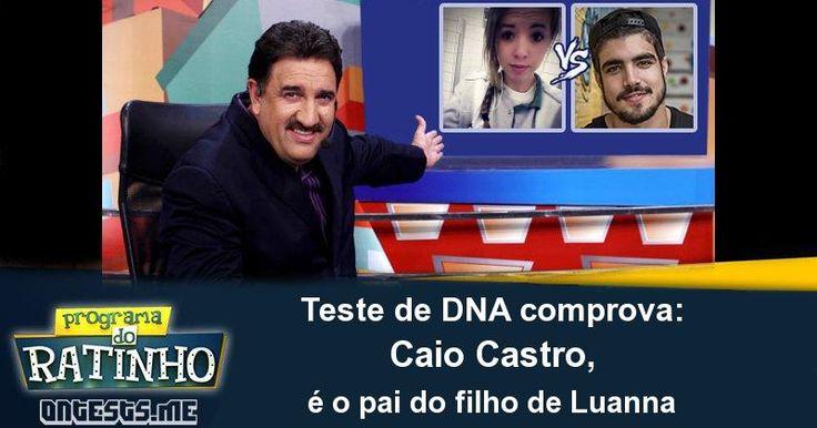 Faça este divertido teste e veja qual seu resultado no exame de DNA do Programa do Ratinho!