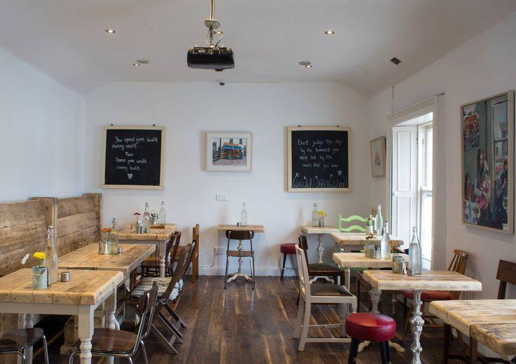 The Happy Pear Café & Restaurant in Greystones.