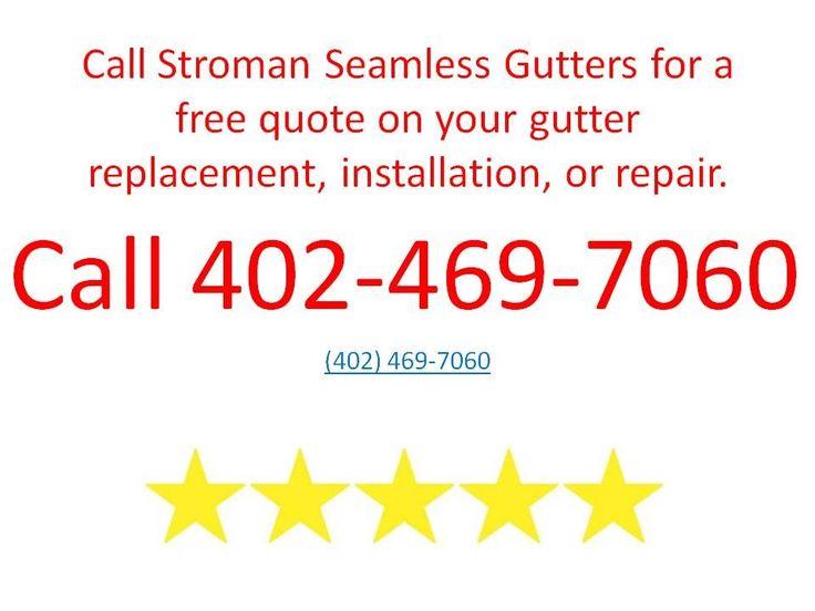 Seamless Gutters Hastings NE | Stroman Seamless Gutters LLC | Gutters Hastings Nebraska