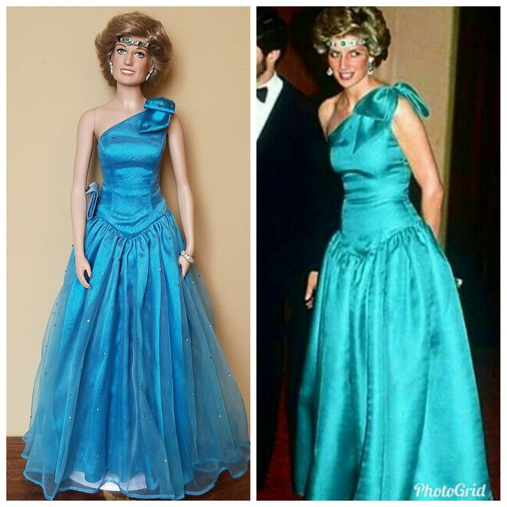 83 best my Princess Diana doll collection images on Pinterest