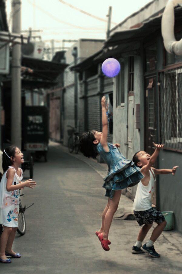 Hutong & kids